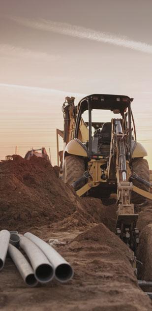 ExcavateTN LLC septic tank installation
