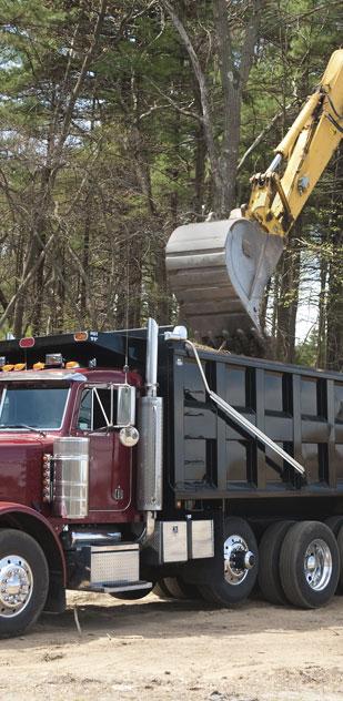 ExcavateTN LLC hauling services